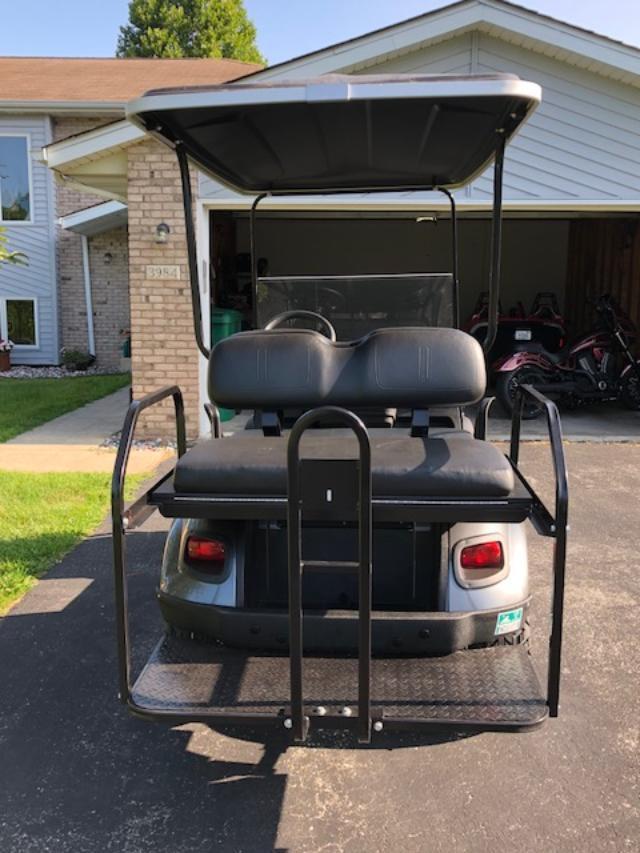 custom 2018 EZGO gas golf cart