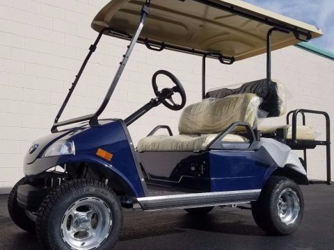 equipped 2018 Evolution LSV Golf Cart for sale
