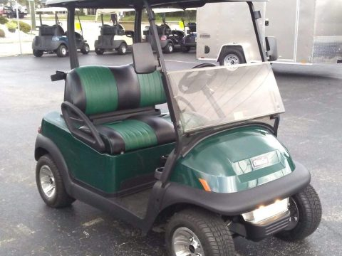 great shape 2018 Club Car Villager 2 golf cart for sale