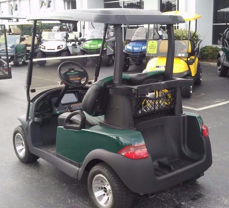 great shape 2018 Club Car Villager 2 golf cart
