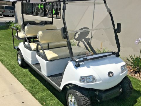 like new 2017 Evolution Golf Cart for sale
