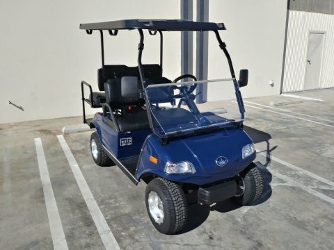 loaded 2018 Evolution EV Golf Cart for sale