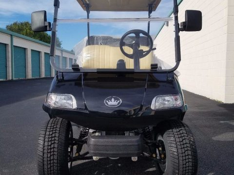 loaded 2018 Evolution Golf Cart for sale