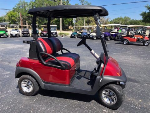new 2018 Club Car Villager 2 golf cart for sale
