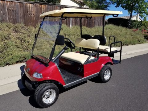 New 2018 Evolution EV Golf Cart for sale