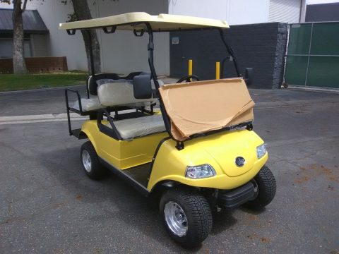 well equipped 2018 Evolution EV Golf Cart for sale