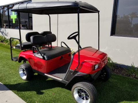 custom 2005 EZGO St350 golf cart for sale