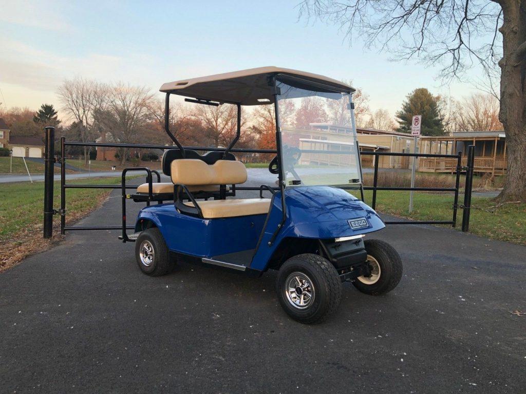 electric 2006 EZGO TXT Golf cart