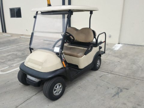 good shape 2004 Club Car Precedent golf cart for sale
