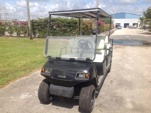 great driver 2006 Yamaha 6 Passenger golf cart for sale