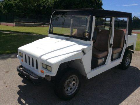 great shape 2005 Eride Hummer limo golf cart for sale