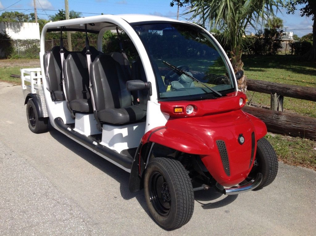 lightly used 2006 GEM golf cart