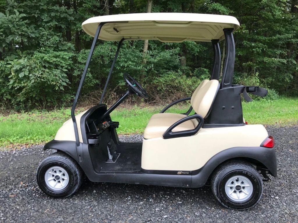 new batteries 2007 Club Car Precedent 48 volt golf cart