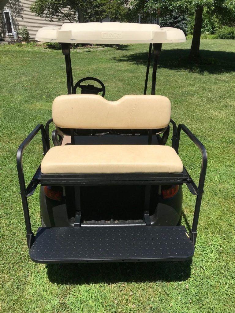 new batteries 2007 Club Car Precedent golf cart