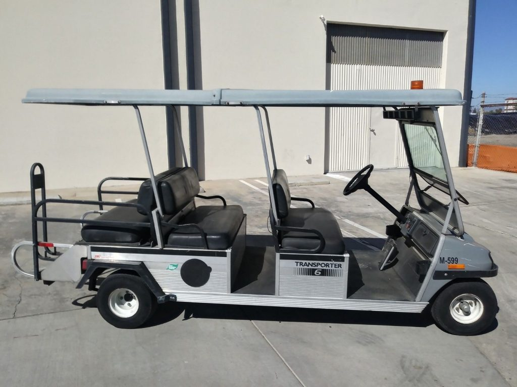 new batteries 2008 Club Car Transporter golf cart