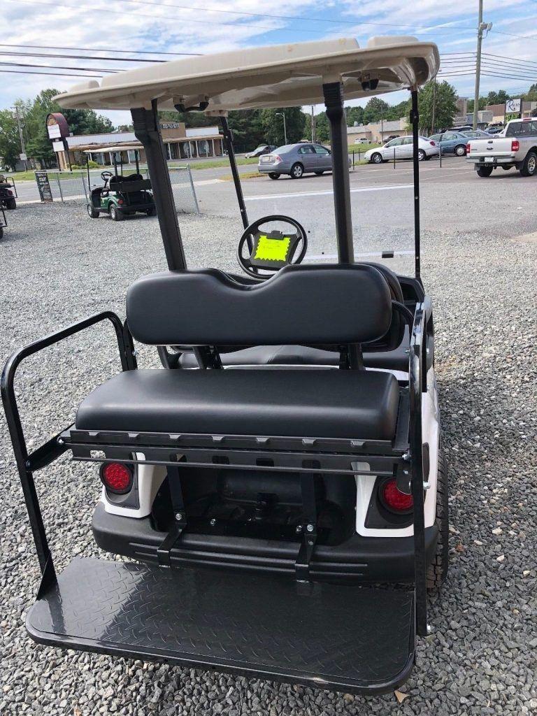 fully serviced 2011 Yamaha golf cart