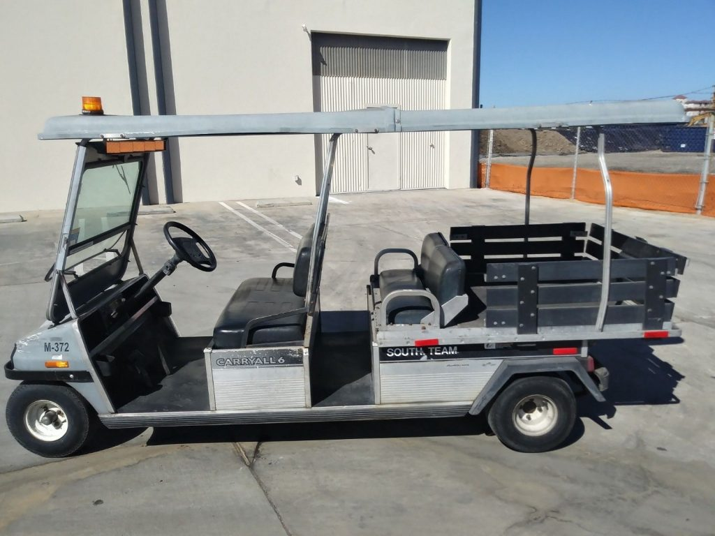 good batteries 2011 Club Car Carryall VI golf
