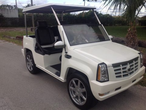 new batteries 2008 ACG Cadillac Escalade Golf Cart for sale