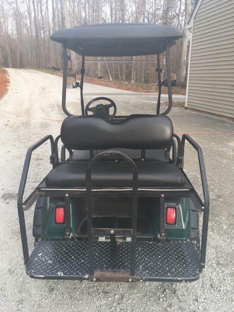 new tires 2008 Club Car DS golf cart