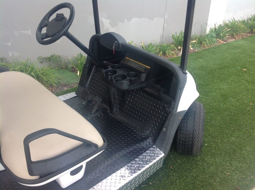 upgraded 2010 EZGO RXV 8 Passenger seat limo golf cart