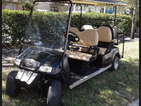very nice 2009 Star golf cart for sale