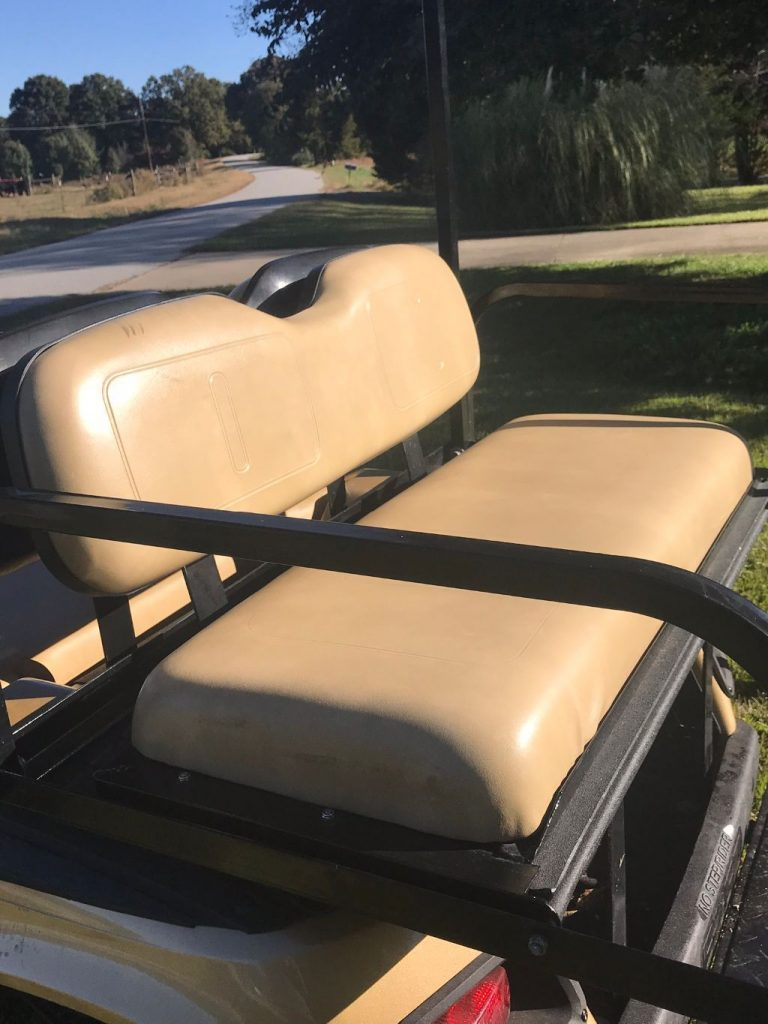 Brand New Batteries 2013 EZGO golf cart