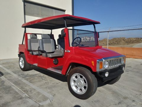 fast 2012 Acg Hummer H3 Golf Cart for sale