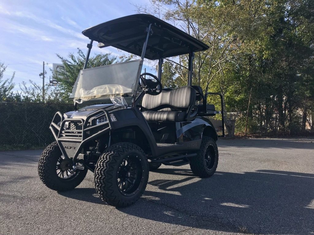 Fuel Injected 2014 Yamaha Drive Golf Cart