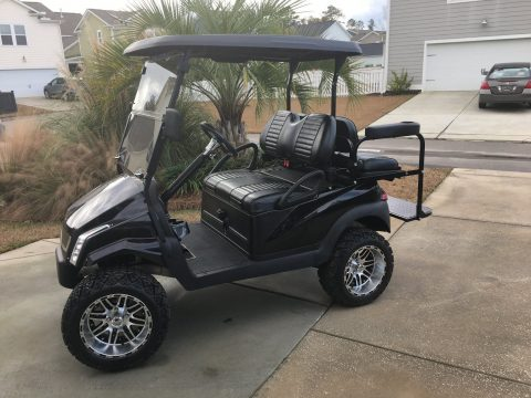 garage kept 2014 Club Car golf cart for sale