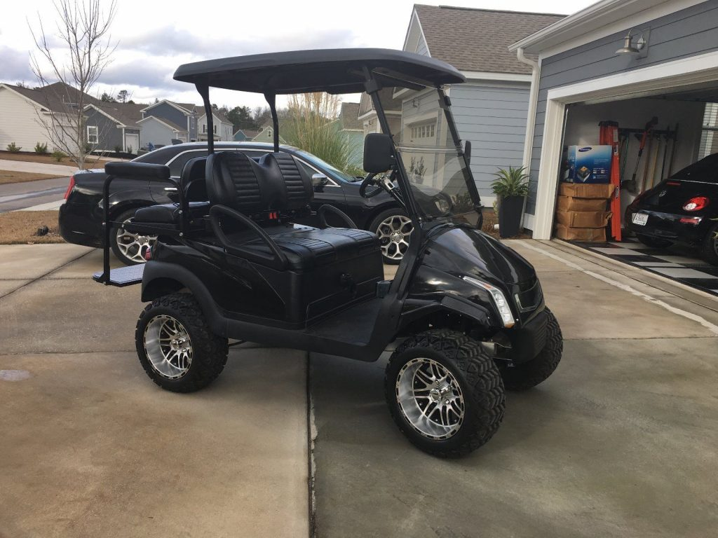 garage kept 2014 Club Car golf cart