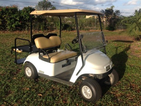 good shape 2014 EZGO 48v golf cart for sale