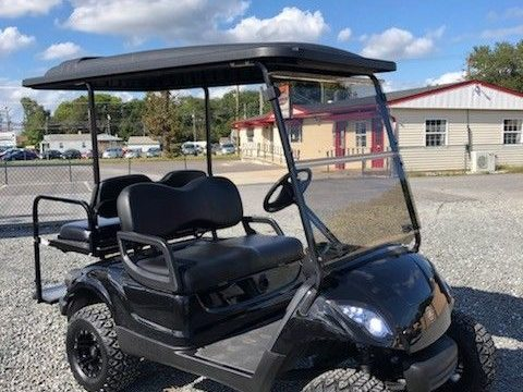 great shape 2012 Yamaha 48v Electric golf cart for sale