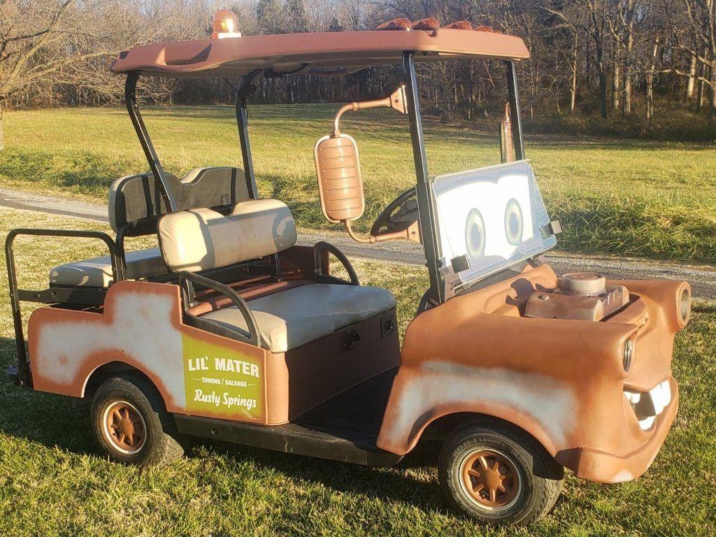 Lil Mater 2014 EZGO RXV Golf Cart