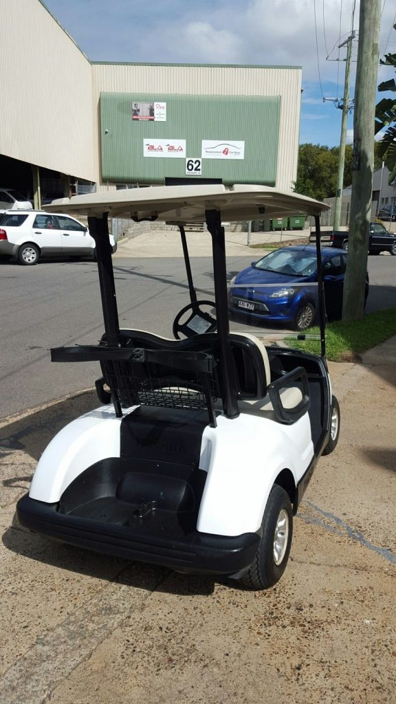 new batteries 2012 Yamaha Golf Cart