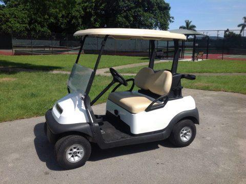 nice 2014 Club Car Precedent golf cart for sale