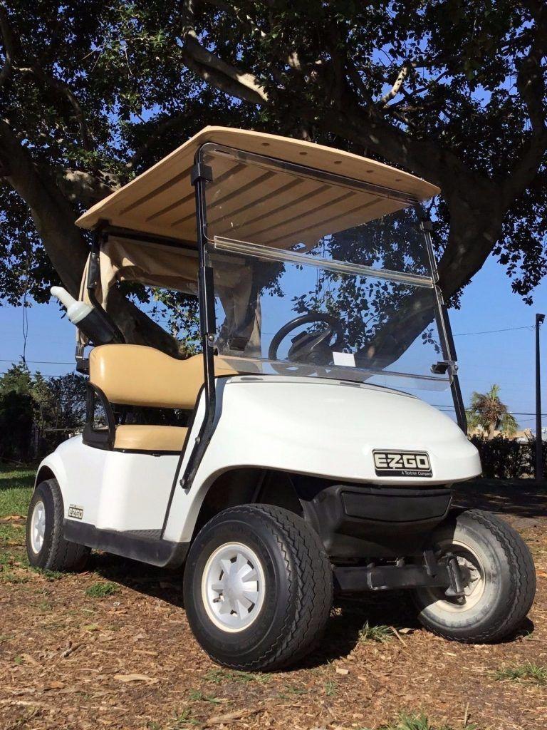 ready to go 2014 EZGO golf cart
