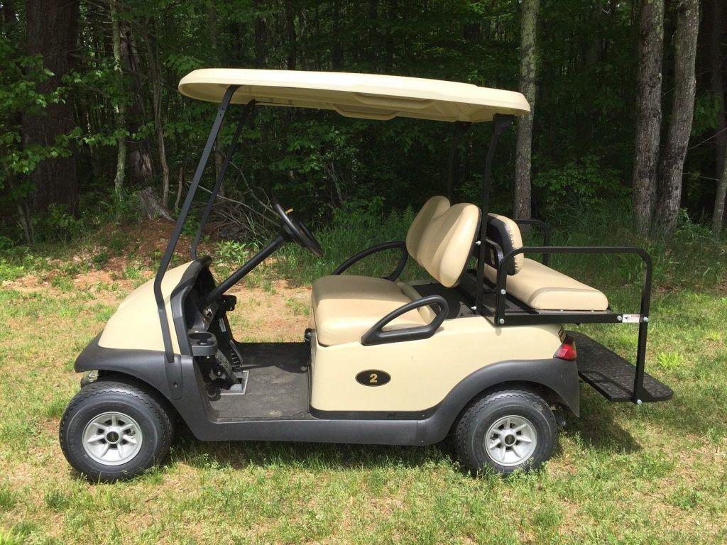 stronger battery pack 2014 Club Car Precedent golf cart