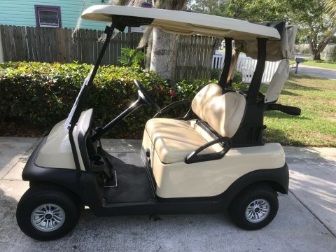beautiful 2016 Club Car Precedent golf cart for sale