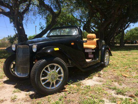 custom 2016 ACG California Roadster Golf Cart for sale