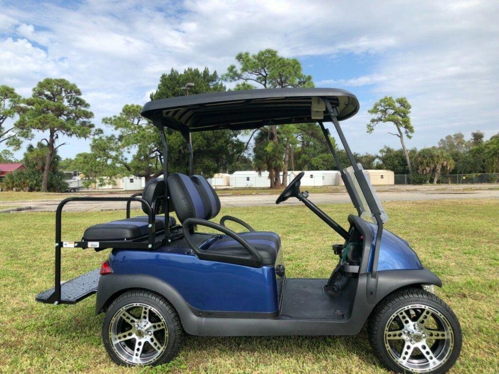 custom 2016 Club Car Precedent golf cart