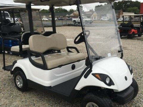 good batteries 2016 Yamaha Electric golf cart for sale