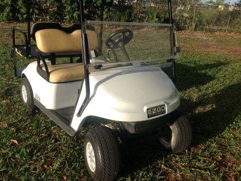 good shape 2015 EZGO 48v golf cart for sale
