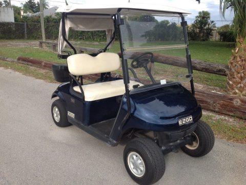 good shape 2015 EZGO golf cart for sale