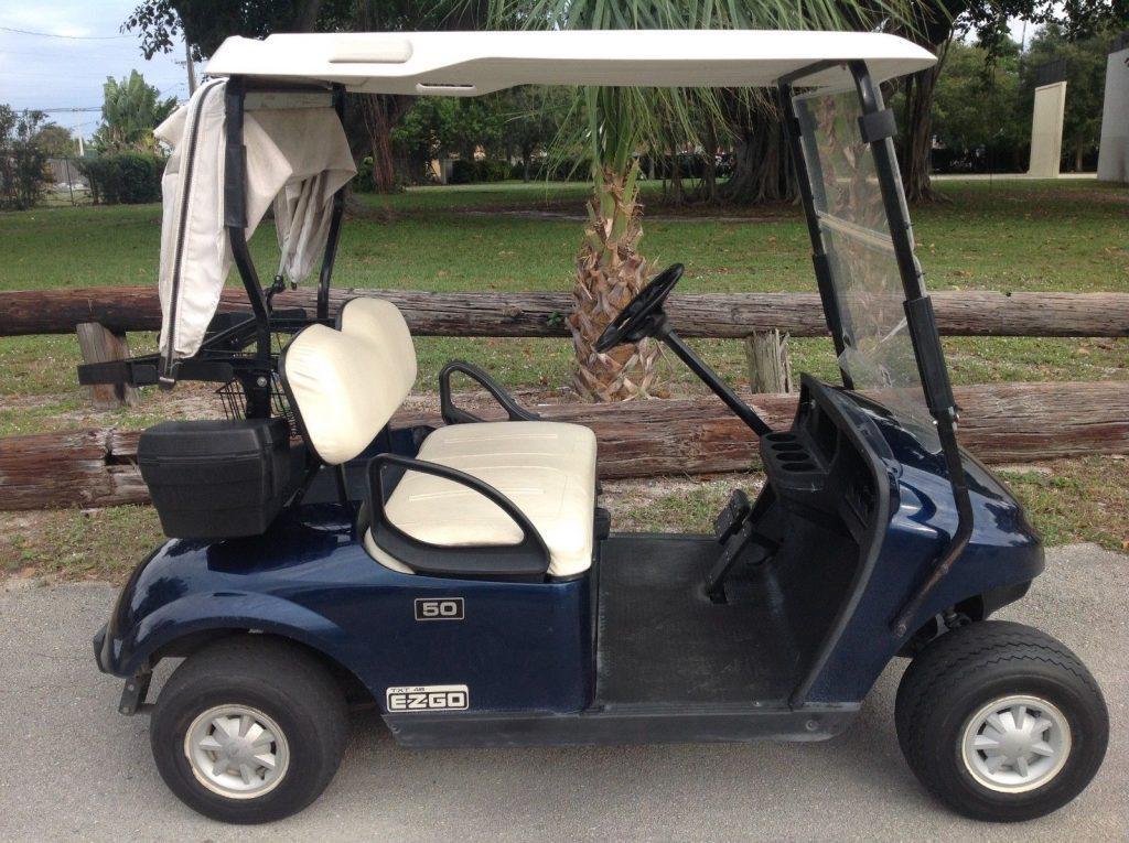good shape 2015 EZGO golf cart