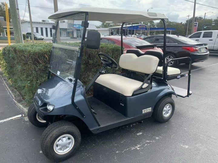 great shape 2016 EZGO golf cart