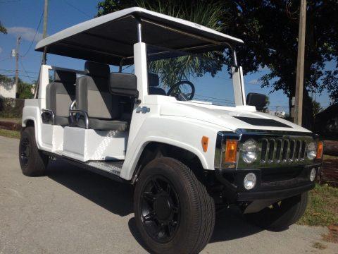 limousine ACG 2015 Hummer golf cart for sale