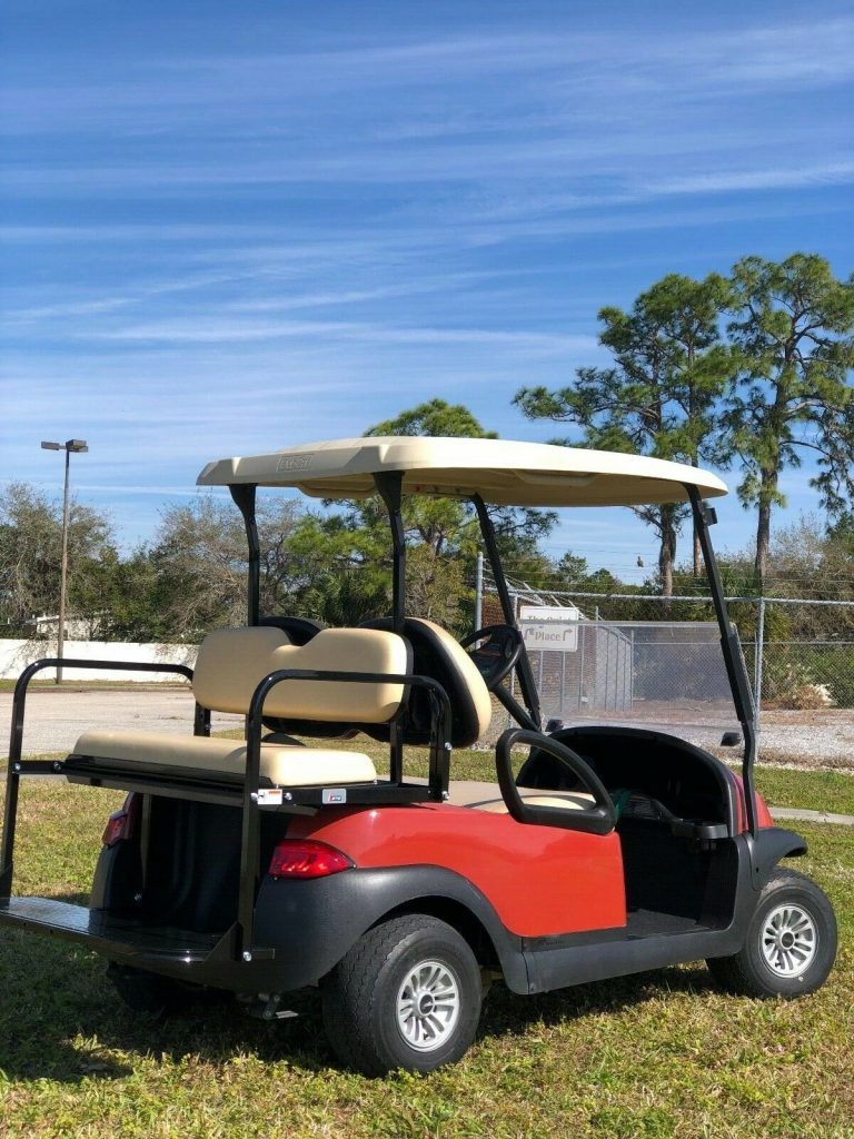 new batteries 2016 Club Car Precedent golf cart