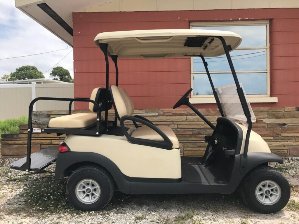 new parts 2016 Club Car Precedent golf cart