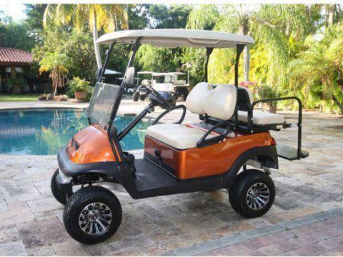 new parts 2016 Club Car Precedent golf cart for sale