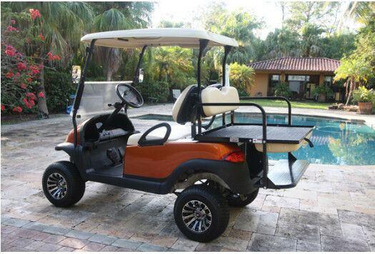 new parts 2016 Club Car Precedent golf cart